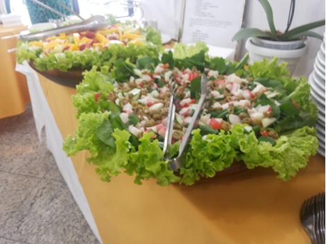 Buffet a domicilio no Tatuapé